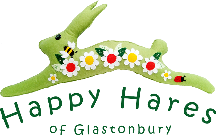 Happy Hares of Glastonbury